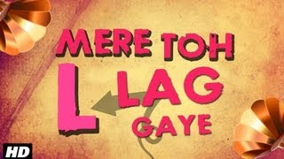 Mere Toh L Lag Gaye Song Promo With Lyrics | JOLLY LLB