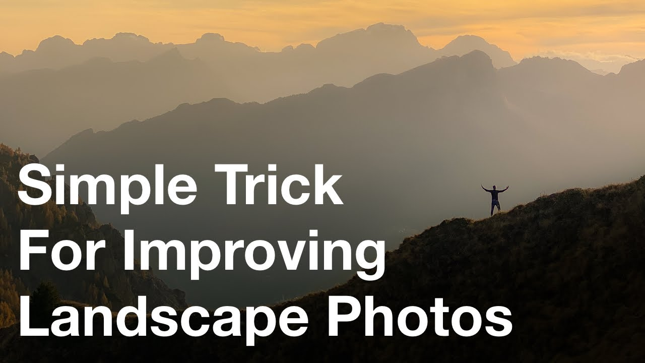 A Simple Trick To Improve Your Landscape Photos – iPhone Landscape Mastery