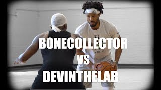 BONE COLLECTOR GOES AT DEVINTHELAB FILAYYYY, JLAW!!! THE MATCHUP YOU'VE BEEN WAITING FOR!!!