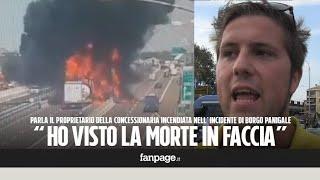 Esplosione Bologna, i testimoni: