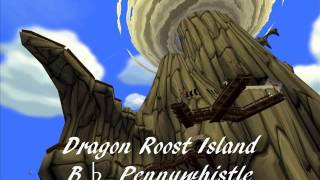 Dragon's Roost Island theme on tin whistle