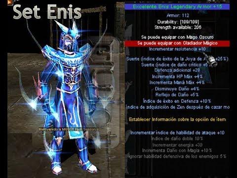 Sm Soul master Grand Master Guia Sets items Acc Ancient ...