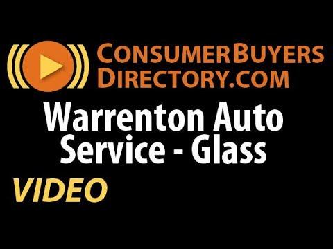 Windshield Repair Warrenton VA – (540) 347-7978
