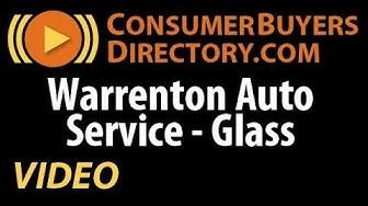Windshield Repair Warrenton VA - (540) 347-7978 - Warrenton Auto Service