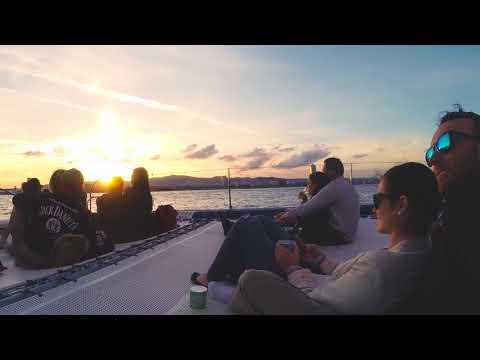 Barcelona Sunset Cruise  Relaxing! in Orsom catamaran