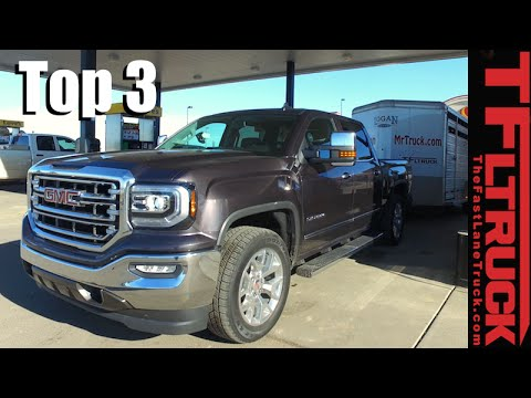 Tested & Reviewed: Top 3 Most Fuel Efficient Trucks Towing & Not Towing