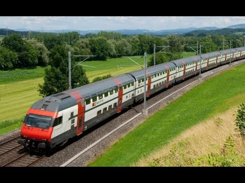 Swiss Rail: Zurich to St. Moritz