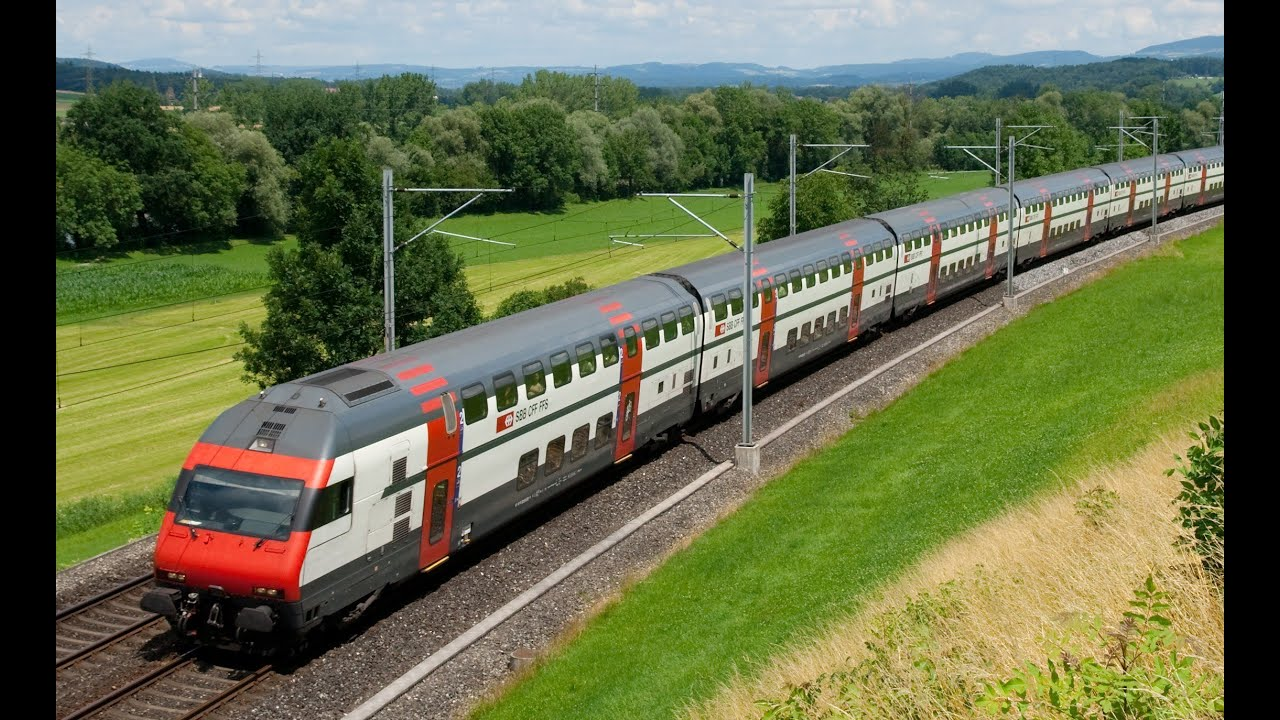 Swiss Rail Travel Train Photos Interior