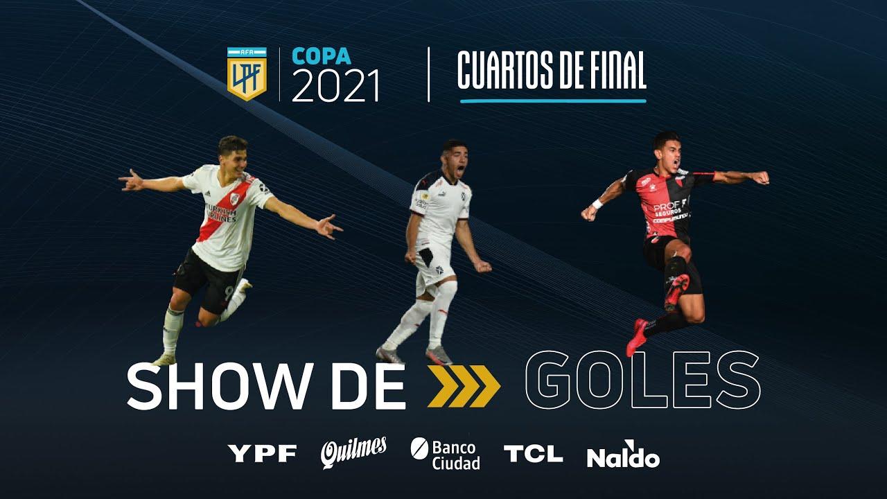 Copa de la Liga | Show de goles de Cuartos de Final