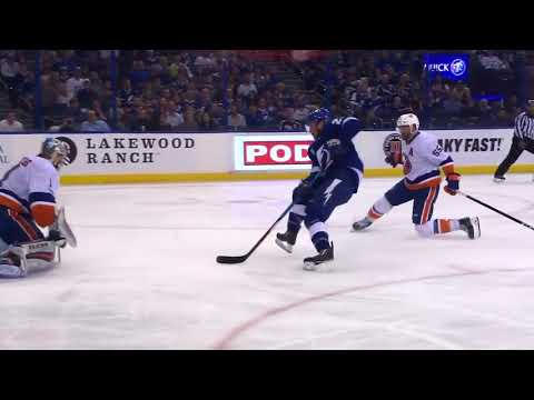 New York Islanders vs Tampa Bay Lightning - November 18, 2017 | Game Highlights | NHL 2017/18