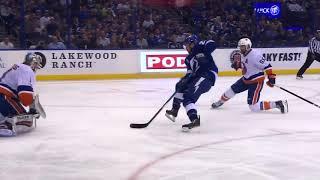 New York Islanders vs Tampa Bay Lightning - November 18, 2017 | Game Highlights | NHL 2017/18