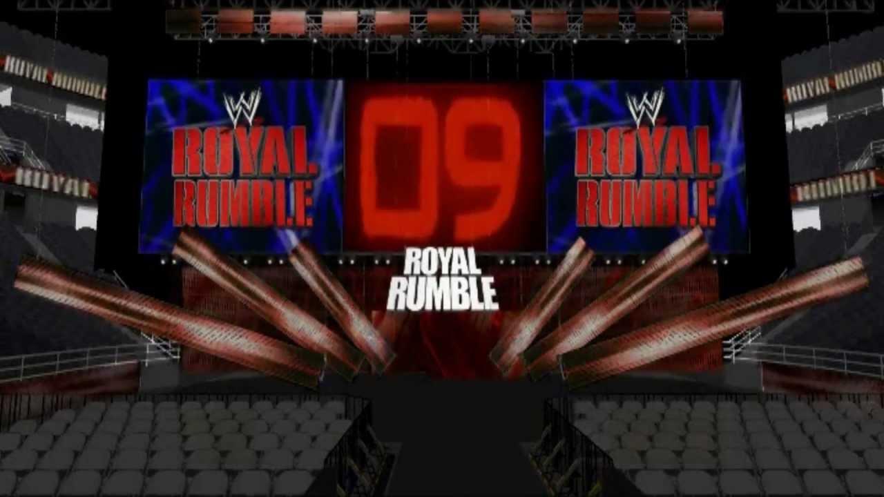 wwe royal rumble 2013 entrance 25 youtube