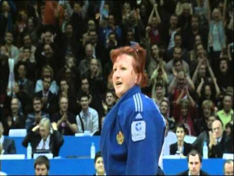Итоги чемпионата Европы по дзюдо-2012
