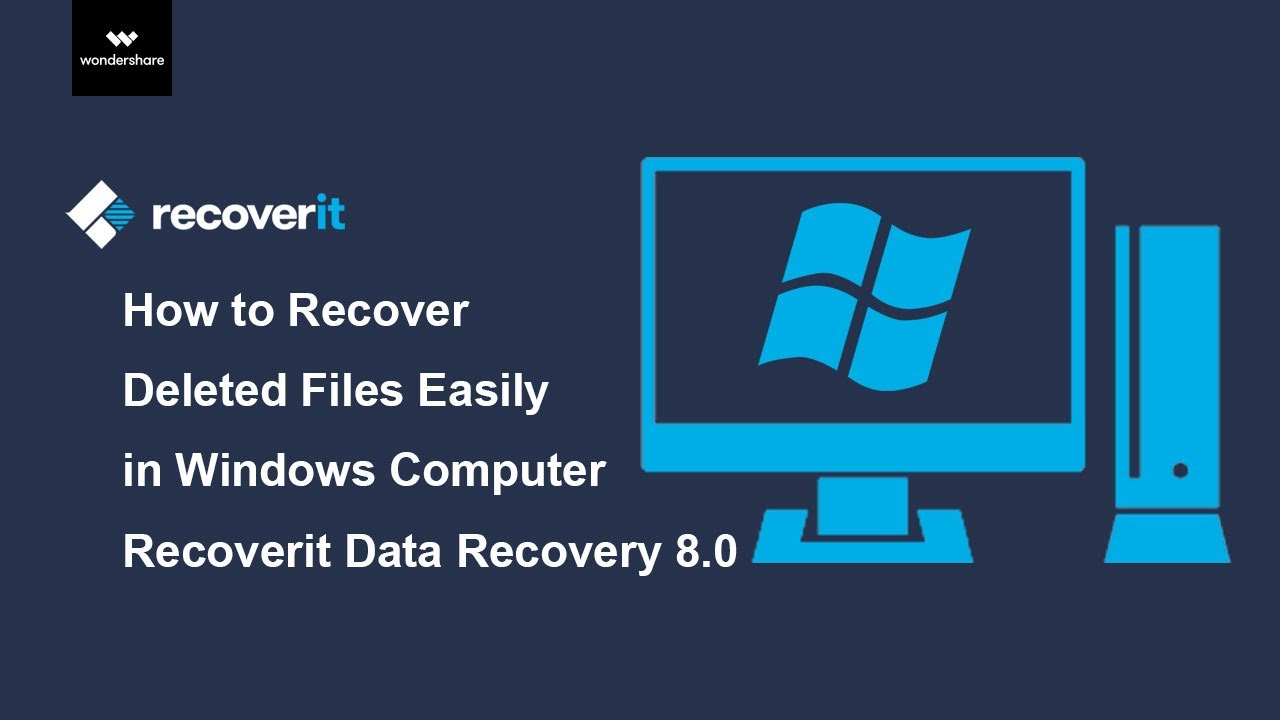 How to Recover Deleted Folder and Files | PC & External Hard Drive