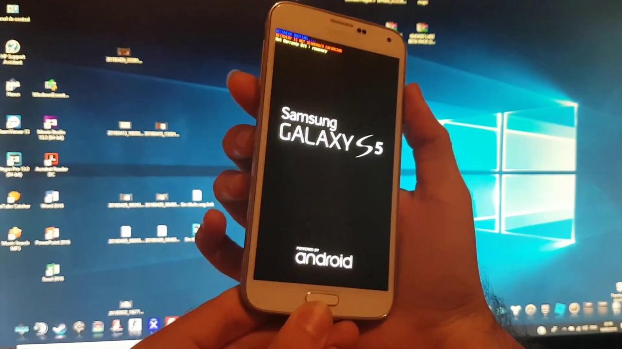 Solucionar Error En Cualquier Samsung Galaxy Recovery Is Not