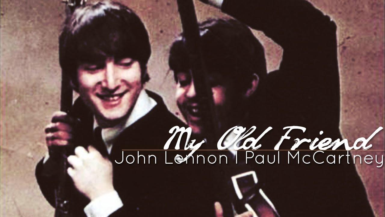 John Lennon And Paul Mccartney Friendship