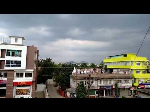Guwahati during Monsoon