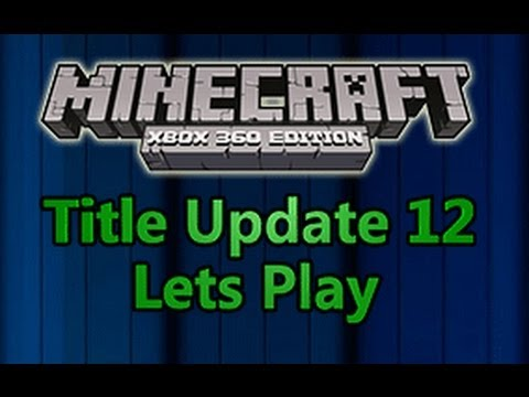 Download Minecraft Xbox360 TU12 Lets Play and Online Server