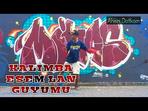 Aheri Dotkom - KALIMBA Esem Lan Guyumu - Joged (TEMON HOLIC) [2]
