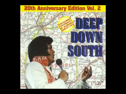 Elvis Presley-Deep Down South June 3rd,1975 Tuscaloosa 8:30 PM complete cd