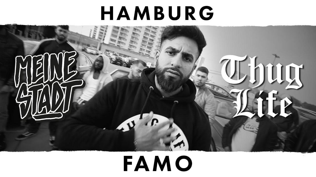 Famo - Thug Life - Meine Stadt ''Hamburg'' - Plus Macher