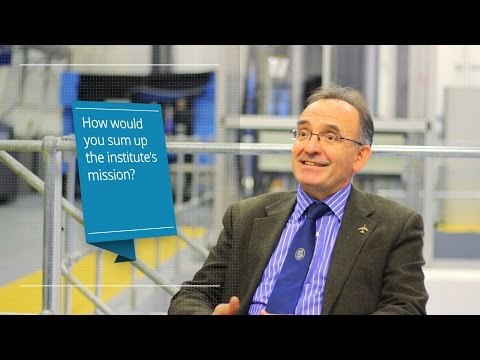 What is the mission at the Aerospace Research Institute?