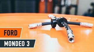 Comment et quand changer Durite de frein arrière gauche droit FORD MONDEO III Estate (BWY) : vidéo tutoriel