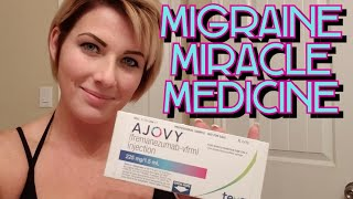 AJOVY - New #Migraine Miracle Medicine