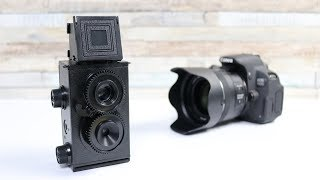 Kamera selber bauen - Adventskalender