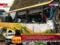 KB: Panayam kay P/C Insp. Willie ng Tuba Police kaugnay sa banggaan ng truck at tourist bus