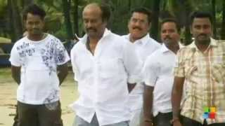 Rajini's Lingaa final schedule at Jog falls