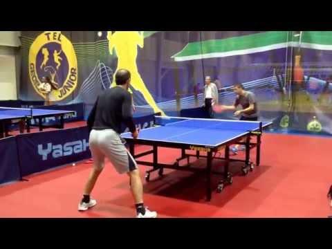 Tel George Junior Antrenament Tenis de masa 28 Octombrie 2014
