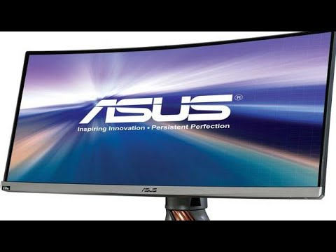 Best Curved Monitor - ASUS VA327H Curved Monitor review and unboxing.