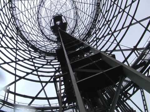 Construction of Shukhov Tower