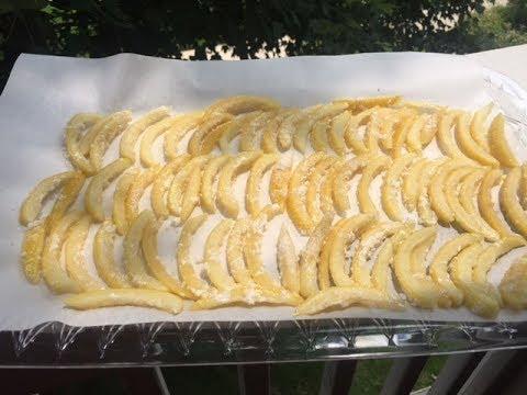 Honey Candied Lemon Peels