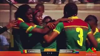 L'incroyable parcours des LIONNES INDOMPTABLES au COSAFA 2018