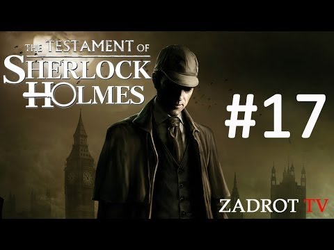 Classic Game Room - THE TESTAMENT OF SHERLOCK HOLMES review