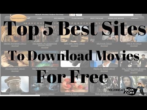 Best Website for downloading Hd Movies for...