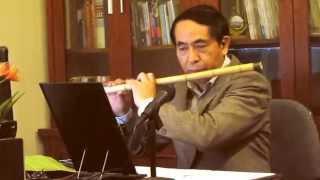 TÌNH CA TÂY BẮC (Sáo trúc) - Nguyễn Vinh Quang