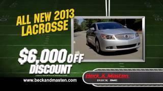 Buick Sedan September Sale - Beck and Masten Buick GMC