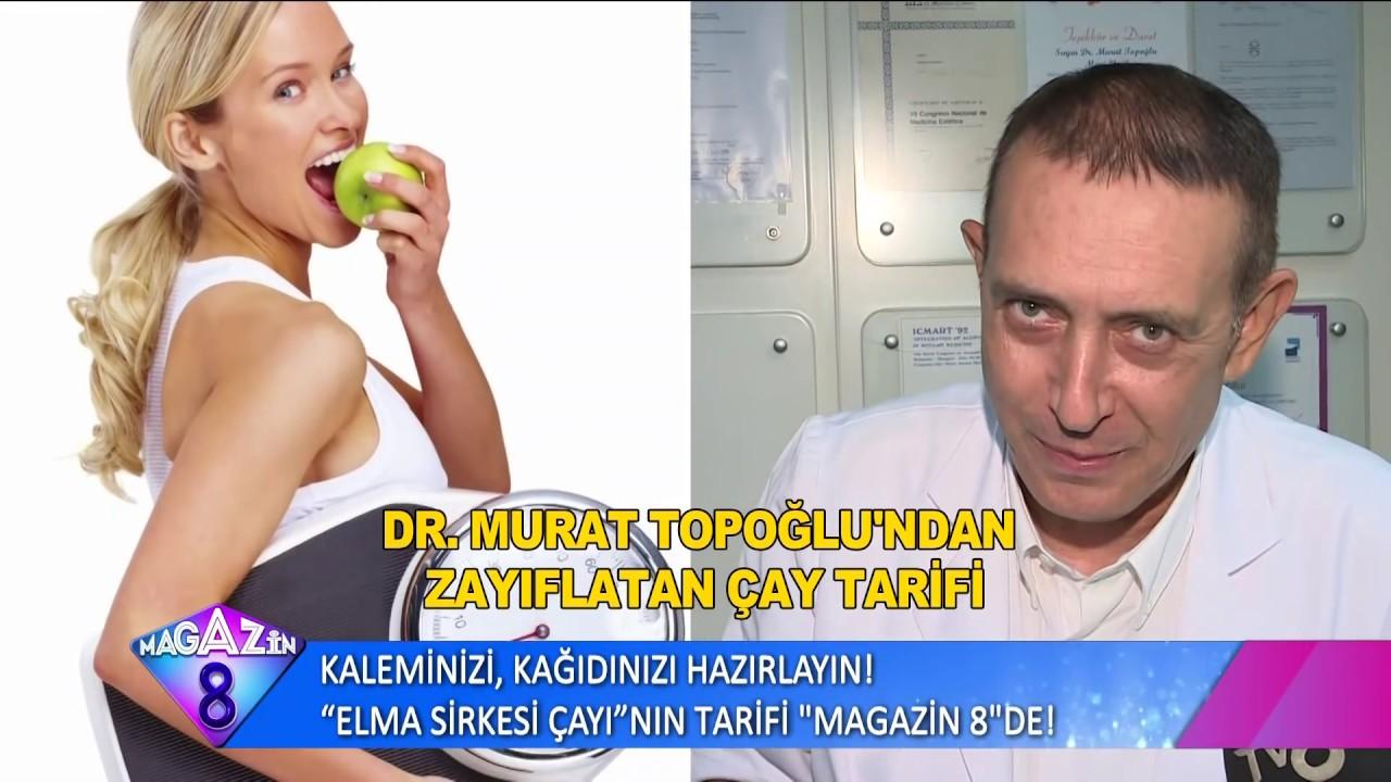 Murat topoğlu metabolizma hızlandırıcı çay
