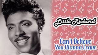 Little Richard - Can