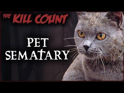 Pet Sematary (1989) KILL COUNT