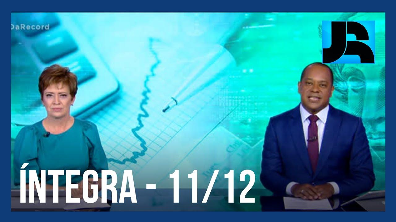 Download Assista à íntegra do Jornal da Record | 11/12/2020