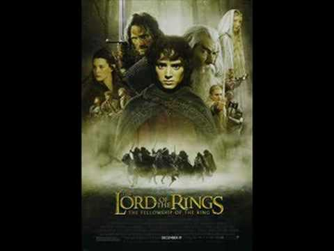 Lotr the fellowship of the ring the great river