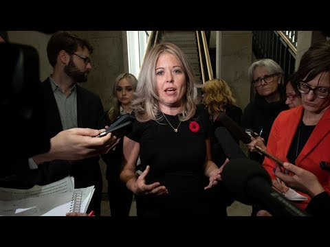 """Tory leadership team """"owed a chance"""" to lead caucus: Michelle Rempel"""
