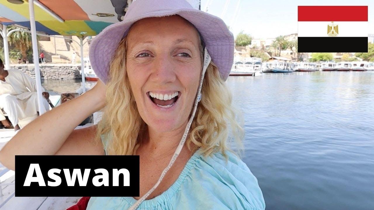 Download ASWAN, EGYPT: Visiting The NUBIAN VILLAGE