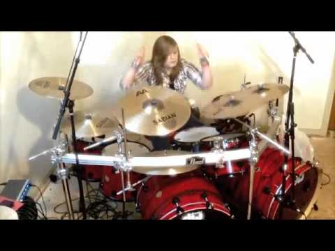 Hey Baby, Here's That Song You Wanted - Blessthefall (Drum