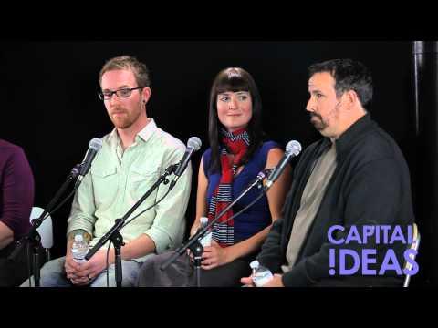Brand vs Logo -- Capital Ideas Edmonton