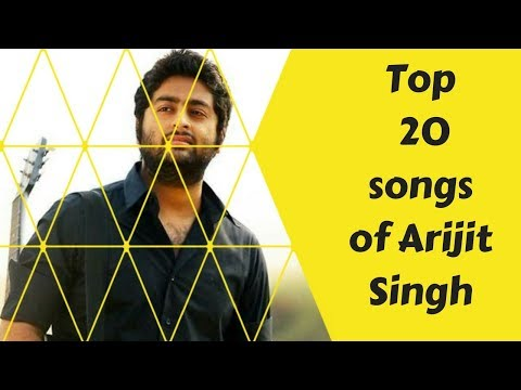 Best Of Arijit Singh   Top 20 Hit Song  Hindi  Hit  Songs Collection